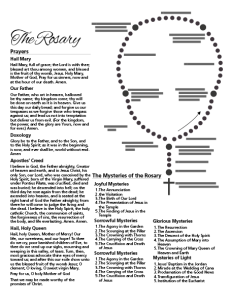 Printable Rosary for Kids screenshot